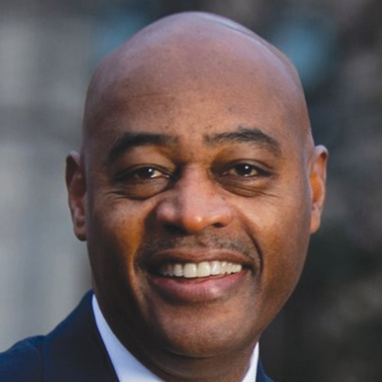 Ray-McGuire, Mayoral Candidate